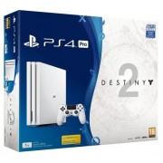 Consola PlayStation 4 PRO 1 TB, alba + joc Destiny 2