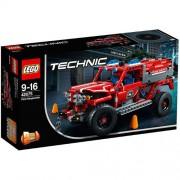 Set de constructie LEGO Technic Interventie de Urgenta