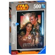 Puzzle Star wars, ep. ii, 500 piese Ravensburger