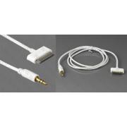 Аудио кабел за iPhone 4/ 4s, iPad new/3