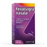Sanofi Spa Fexallegra Spray Nasale Antiallergico 10ml