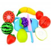 8Pcs Juguetes De Corte 360DSC A0801 - Multicolor