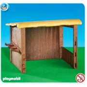 Playmobil Horse Shed