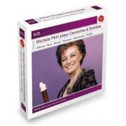 Michala Petri - Michala Petri plays Concertos and Sonata (0886976726324) (6 CD)
