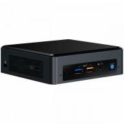 Intel NUC kit i3-8109U,2xDDR4 1.2V SODIMM max 32GB,NVMe/SATA M.2 SSD 42/80mm,Intel 4K Iris 655 1xDP via USB-C1x4K HDMI, SDXC, 7.1 Audio via HDMI/DPCombo JackDual Mic on FP, 22xUSB 3.1, 1x