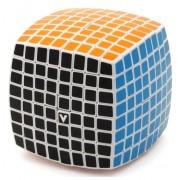 8x8 Versenykocka, lekerekített változat fehér 03.0008