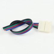 Connecteur à Câble RGB 10mm (Pour bande classique)