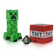 Minecraft Overworld Series 1: Creeper Action Figure