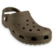 Crocs Men Brown Sandals