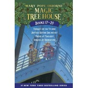 Magic Tree House Volumes 17-20: The Mystery of the Enchanted Dog, Paperback/Mary Pope Osborne