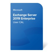 Microsoft Exchange Server 2019 Enterprise User CAL електронен сертификат