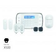 Smanos X500 GSM/SMS/RFID érintőképernyős vezetéknélküli riasztórendszer