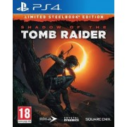 Square-Enix PS4 Shadow of the Tomb Raider - D1 SteelBook Edition EU