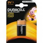Duracell Plus Power 9V Batteri