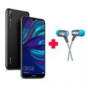 """Huawei DBU-LX3 Y7 Smartphone de 6.26"""", Negro"""