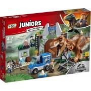 LEGO Juniors 10758 T. Rex Rymning