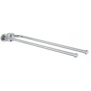 Suport prosop baie dublu Grohe Atrio-40308000