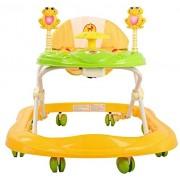 GoodLuck Baybee Smartwitty Stylish Baby Walker (Yellow)