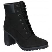 Timberland Allington Zwarte Enkellaarsjes - Zwart - Size: 38,5