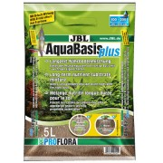 JBL AquaBasis Plus 5L, pt 200L, 2021000, Substrat acvariu