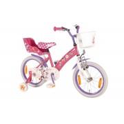 Bicicleta E&L Minnie Mouse 16''