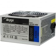 Sursa alimentare Akyga Basic ATX Power Supply 400W AK-B1-400 Fan12cm P4 3xSATA