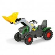 Rolly FarmTrac Fendt 211 Vario pedálos markolós traktor