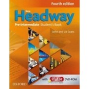 OXFORD New Headway Pre-intermediate Student´s Book with iTutor DVD-ROM (4th) - John and Liz Soars