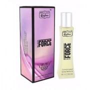 RAYHAN ENTERPRISE BLACK FORCE Eau de Parfum - 60 ml (For Men) - Pack of 3