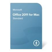 Office Standard 2011 MAC-re elektronikus tanúsítvány
