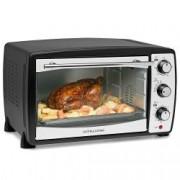Mini cuptor electric si grill 20L, negru, 1500W Andrew James AJ000299