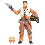 Star Wars Black Series 6 inches figures Poe Dameron 6 inches painted action figure
