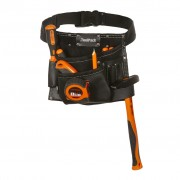 Toolpack Single-Pouch Tool Belt Leather Industrial 366.002