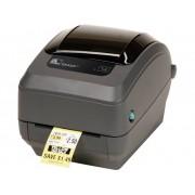 Zebra GK420D Labelprinter Thermisch 203 x 203 dpi Etikettenbreedte (max.): 110 mm USB, LAN