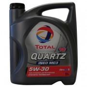 Total QUARTZ INEO MC 3 5W-30 5 Litre Can