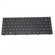 FQ Teclado del Ordenador portátil para For Lenovo Flex 14 Flex 14D FLEX-14API FLEX-14IML FLEX-14IWL Color Negro Versión en inglés de EE. UU.