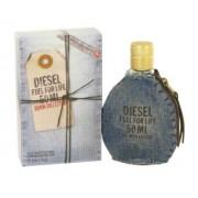 Diesel Fuel For Life Denim Eau De Toilette Spray 1.7 oz / 50.28 mL Men's Fragrance 490737