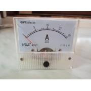 Analógový Ampérmeter 0-20A na jednosmerný prúd