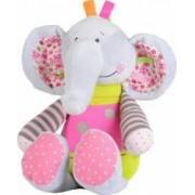 Jucarie de plus copii sunatoare elefant BabyOno 1195
