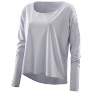 Skins Plus Women's Pixel Long Sleeve Top - Sora/Marle - S - Purple