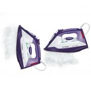 TDA3026110 Fier de călcat cu aburi Sensixx'x DA30 Secure Swingin' purple / Alb Bosch, 0.3l, 2600W