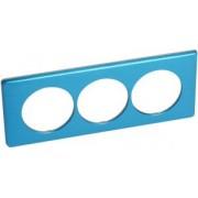 CELIANE 3-as keret 57mm távolság Kék pikkely 68779 - Legrand