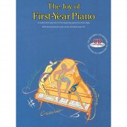 Yorktown Music Press - The Joy of First-Year Piano (With CD)