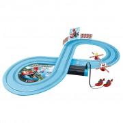 Carrera FIRST Slot Car and Track Set Nintendo Mario Kart 1:50