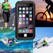 CaseProof Etui étanche étanche CaseProof iPhone 5 5s SE - Noir