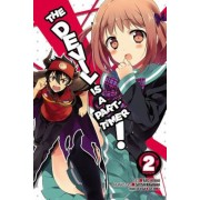 The Devil Is a Part-Timer!, Vol. 2 (Manga), Paperback