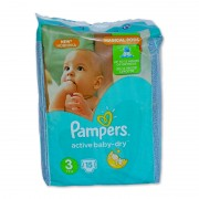 Scutece Pampers Active Baby nr.3 15/set