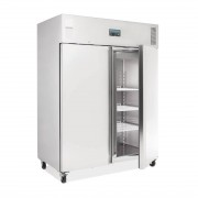 Polar U-Series Upright Double Door Fridge 1300Ltr