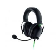Razer Auriculares Gaming con cable RAZER Blackshark V2 X (Multiplataforma - Micrófono - Negro)