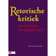 Retorische kritiek - A. Braet (ISBN: 9789012583091)